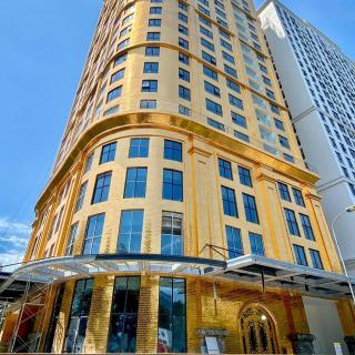 Ανοιξε το πρώτο «χρυσό» ξενοδοχείο