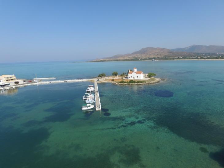 Ελαφόνησος νησί για Σεπτεμβριο