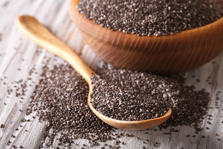 Σπόροι Chia: Τα οφέλη στην υγεία μας