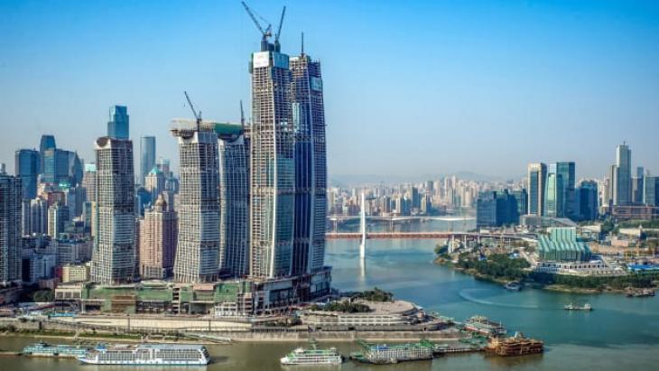 Ο πρώτος οριζόντιος ουρανοξύστης