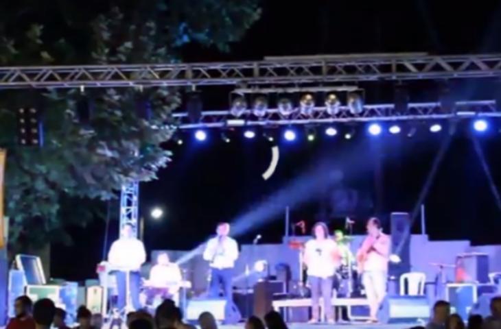 συναυλία της Γωγώς Τσαμπά