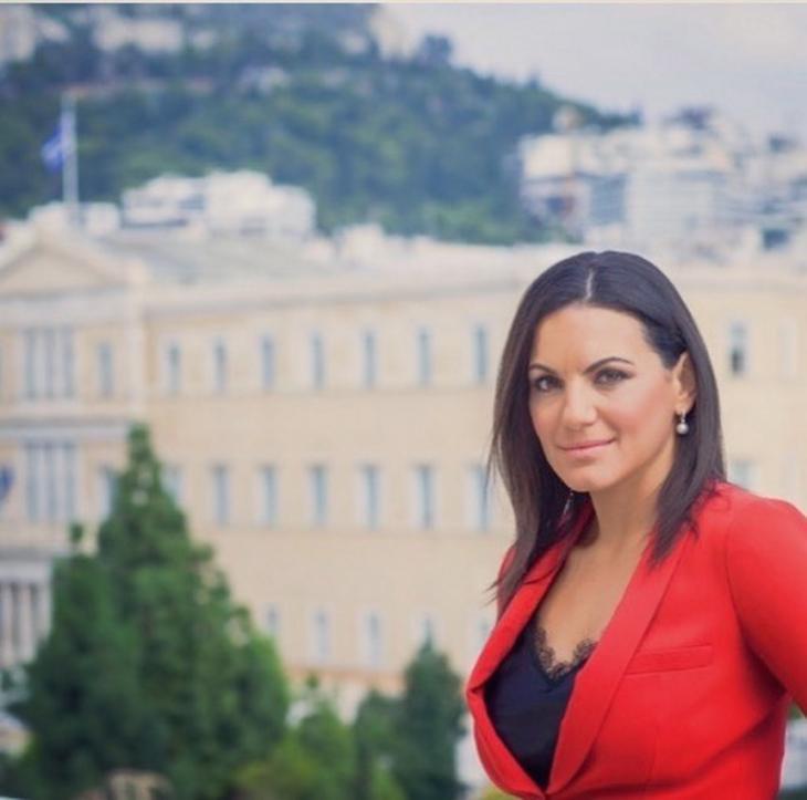 Έγκυος η Όλγα Κεφαλογιάννη!