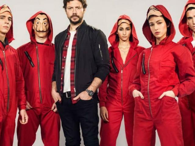 5η σεζόν για το Casa De Papel