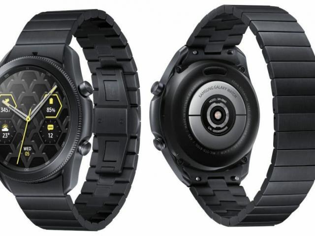 Νέα έκδοση για το Samsung Galaxy Watch3