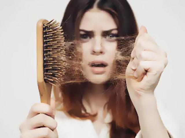 Μήπως χάνεις μαλλιά;