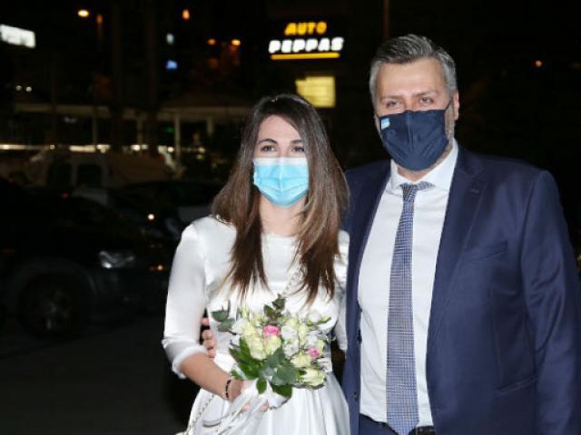 Παντρεύτηκε ο Γιάννης Καλλιάνος